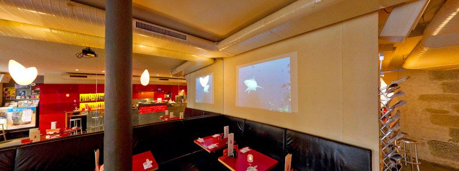 Barfüsser Bar im Niederdorf
