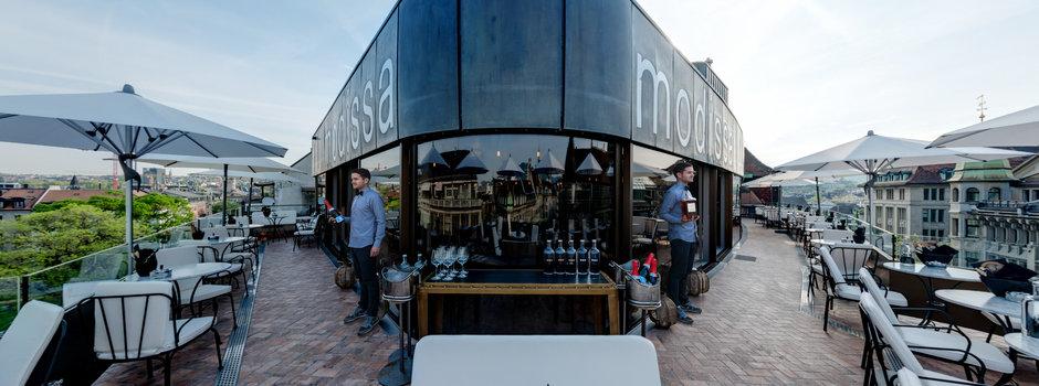 Wieso das restaurant an der bahnhofstrasse keinen namen for Trendige hotels