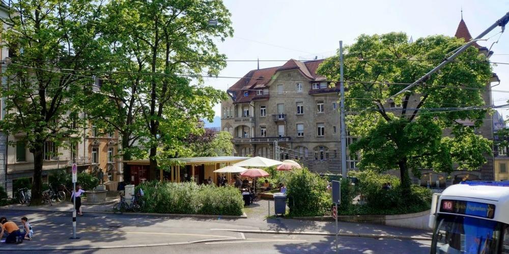 Kleine Freiheit in Zürich
