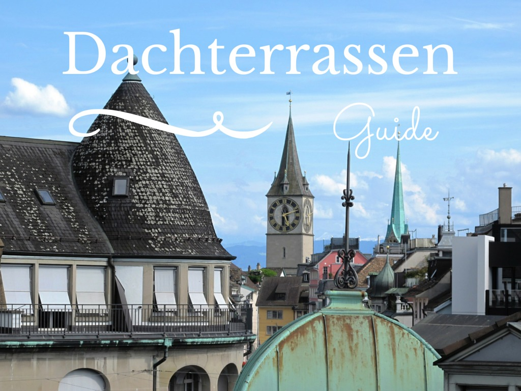 Dachterrassen Guide