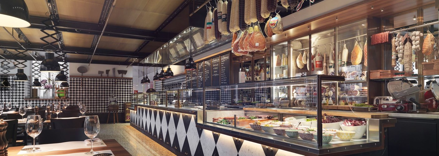 Das Restaurant AuGust am Rennweg