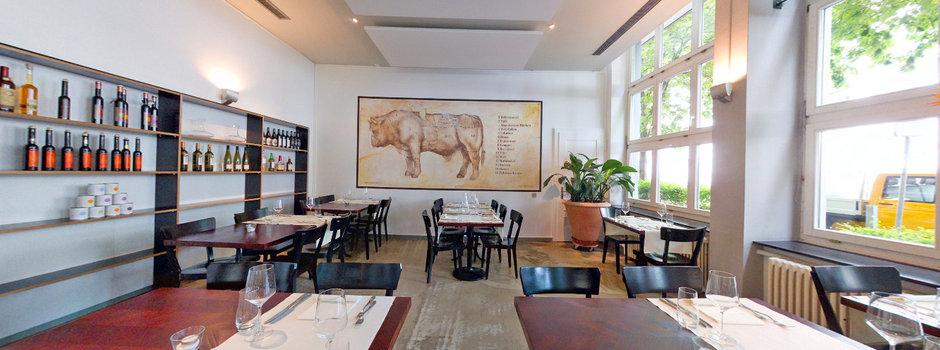 Restaurant Café Boy