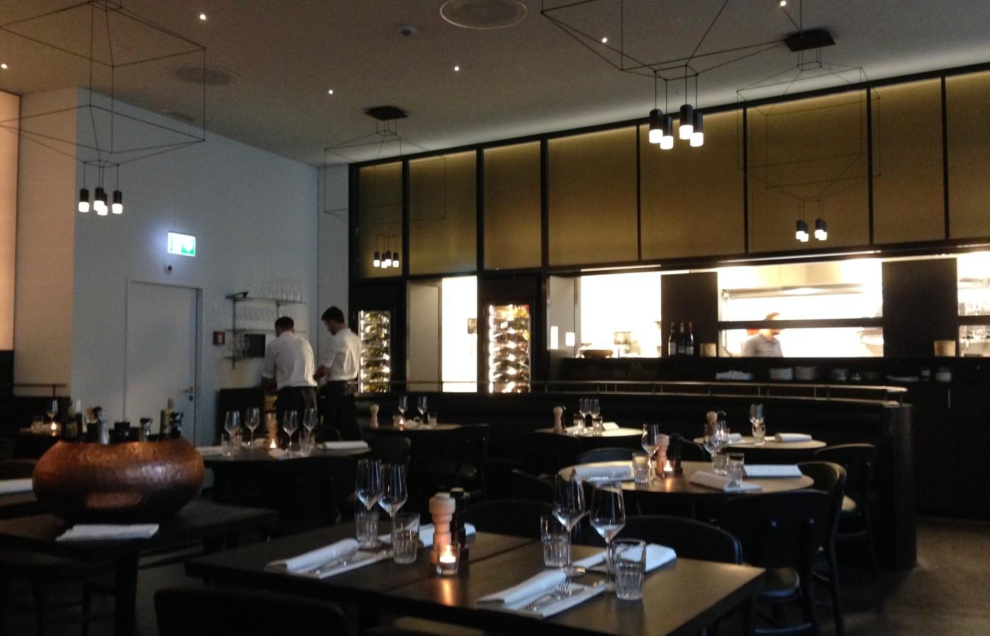 Das Restaurant Baltho