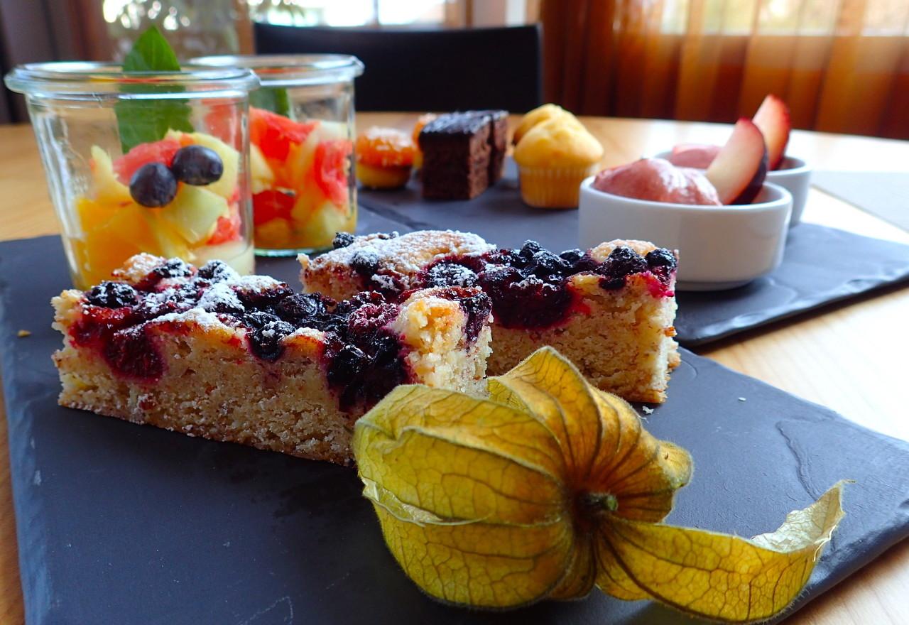 Feine Dessert-Variation