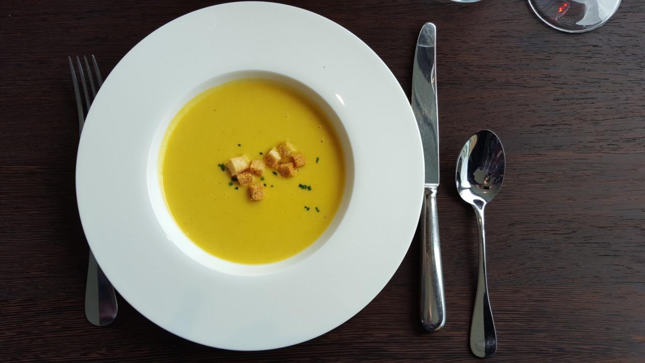 Feine Ruebli-Kartoffel-Suppe