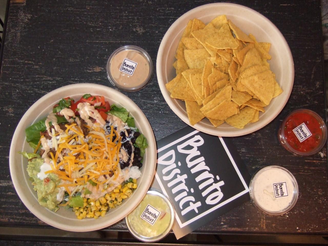 Den Zürcher Burrito District muss jeder Burrito-Lover kennen ...