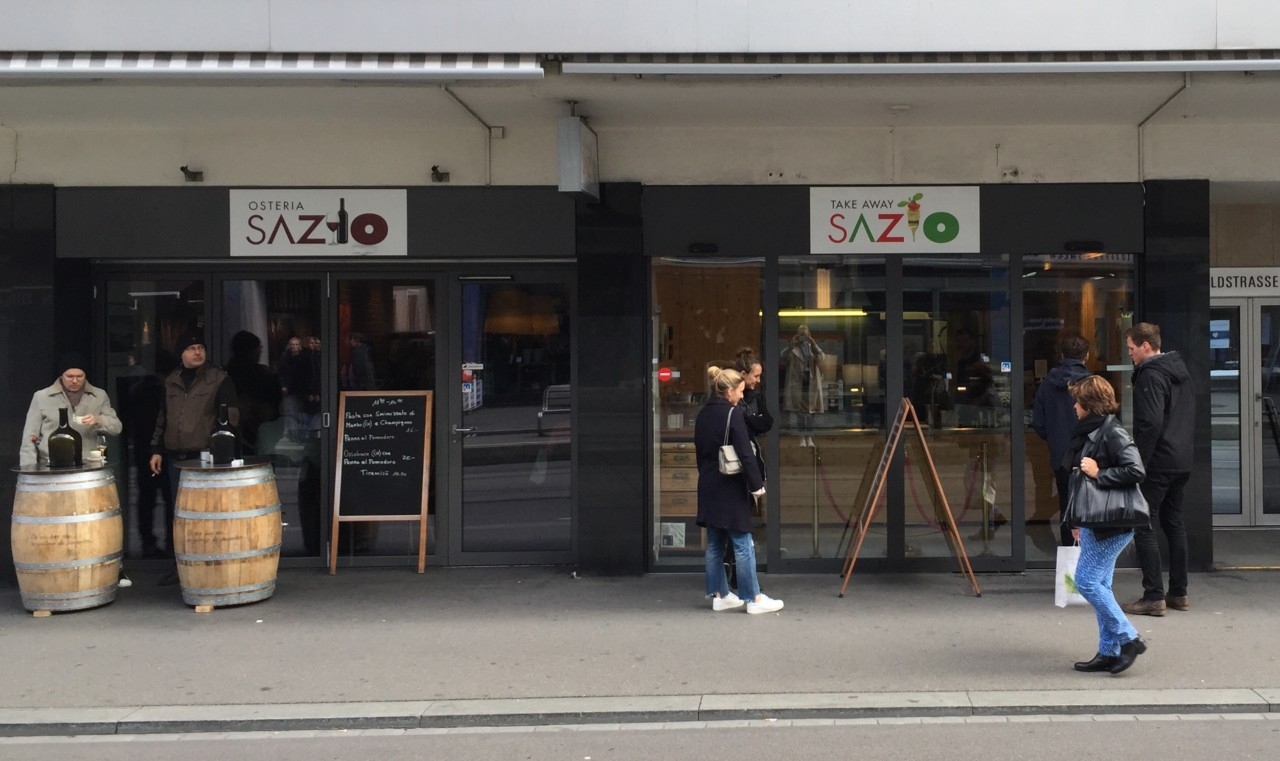 sazio_takeaway Carolina/Lunchgate