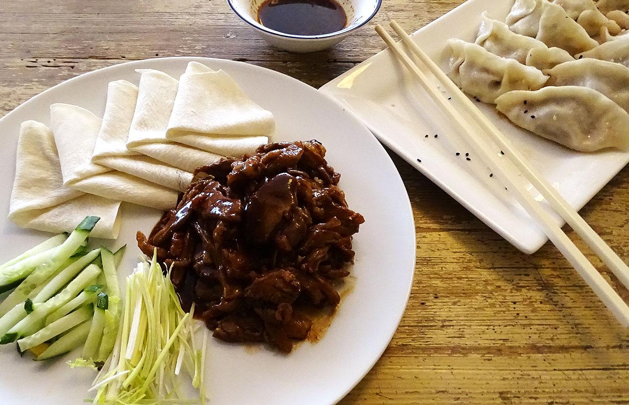 Lucky Dumpling – Jing Jiang Ente