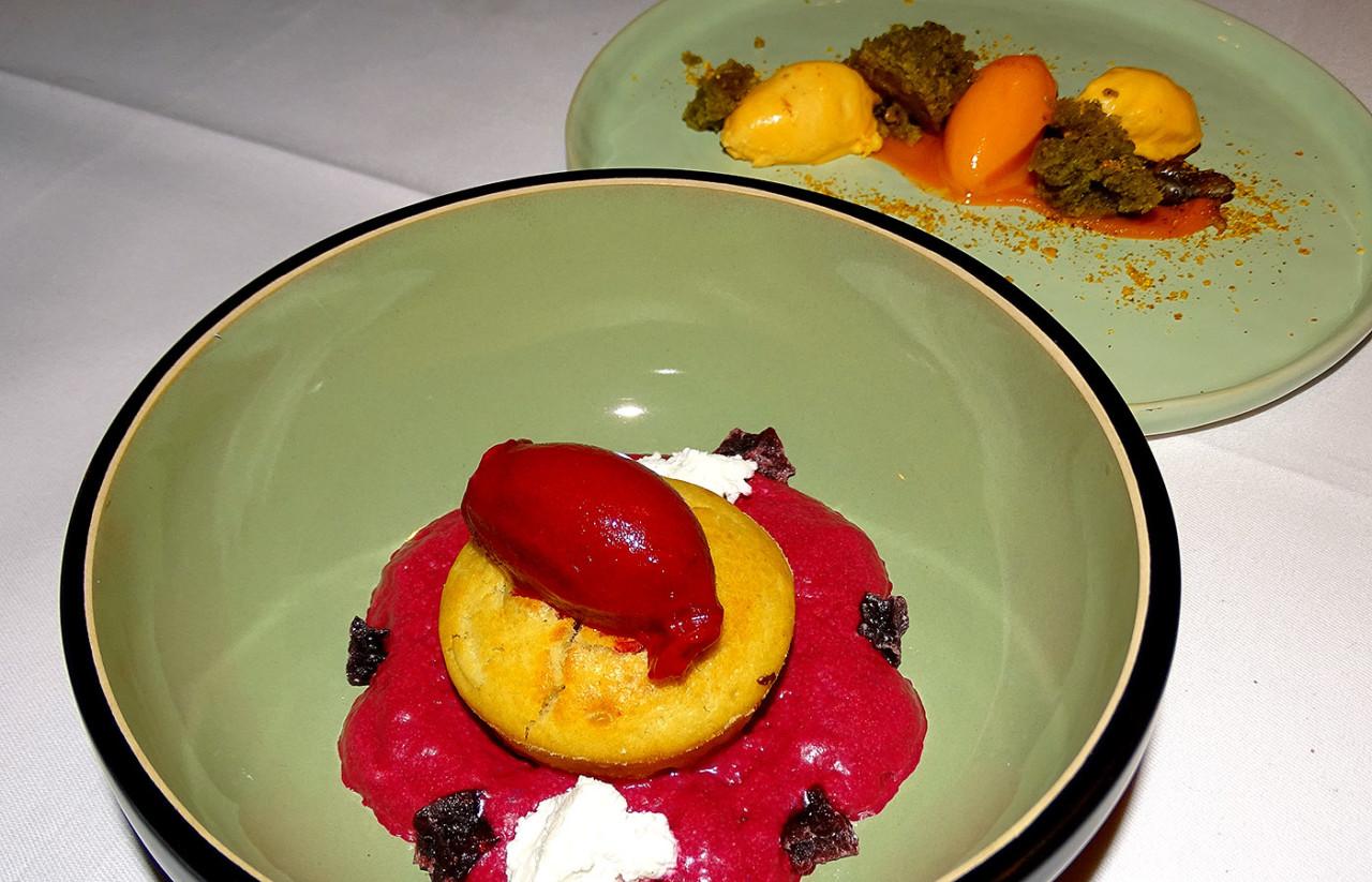 Restaurant Rechberg 1837 - Desserts