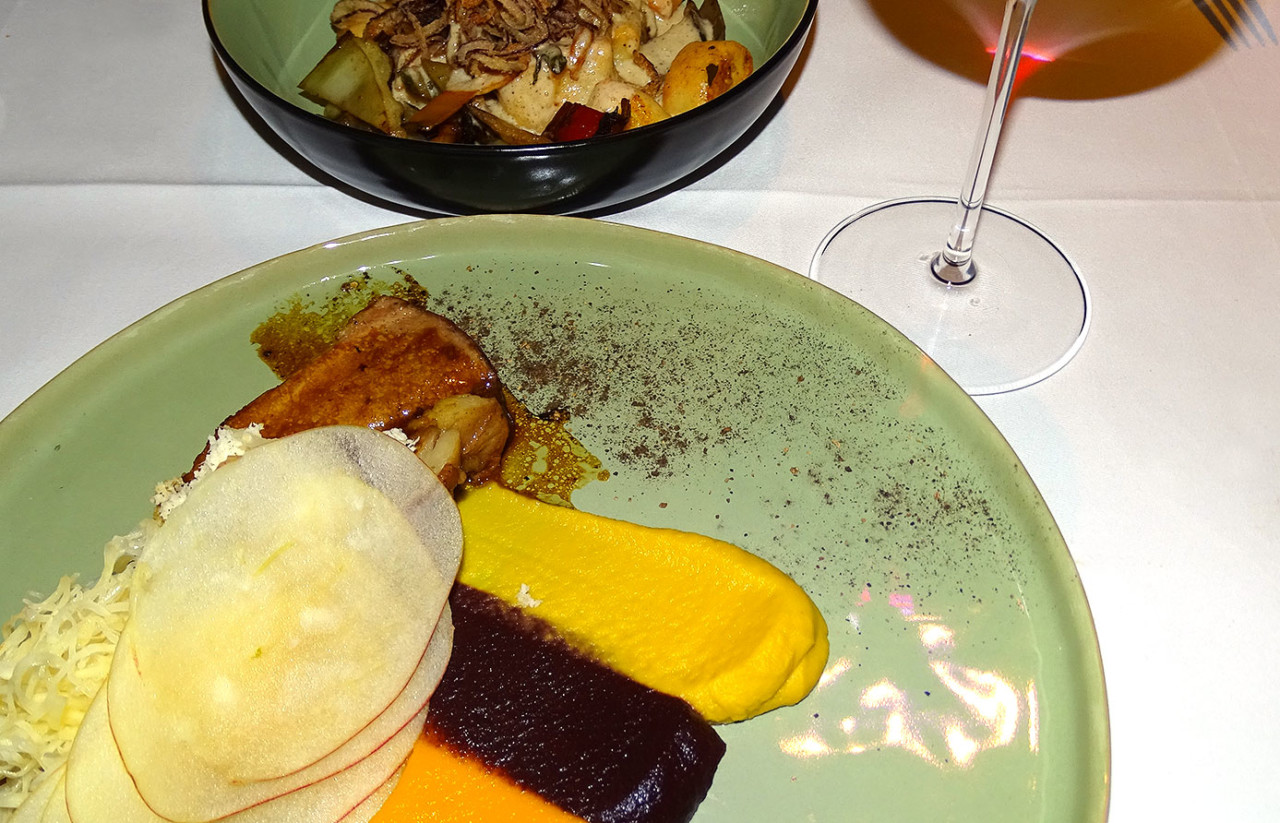 Restaurant Rechberg 1837 - Hauptspeisen