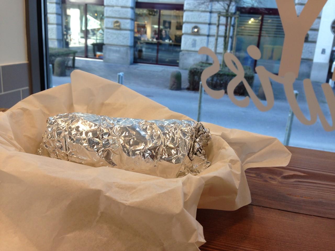 Burrito Brothers Burrito