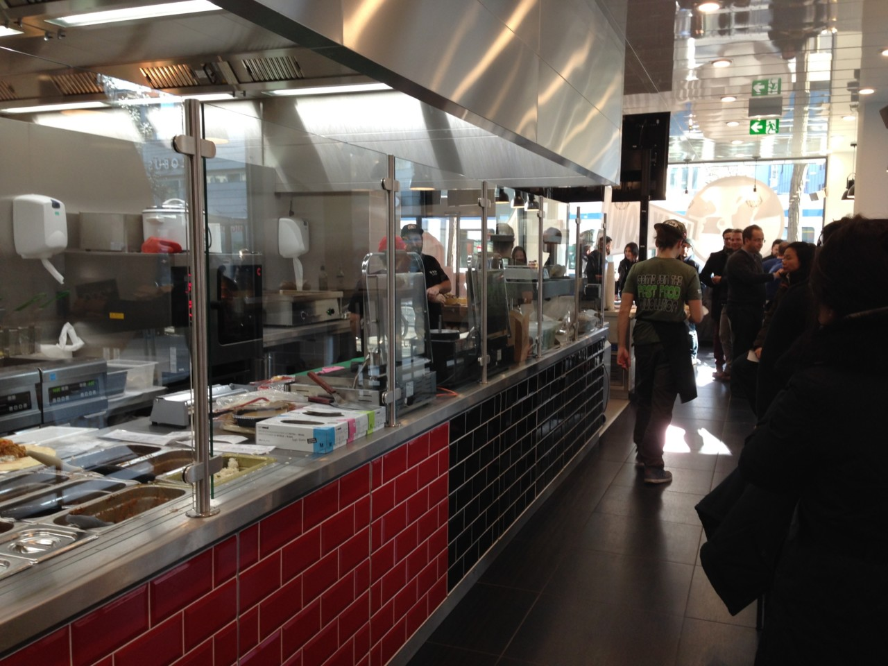 Neueröffnung: Holpriger Start bei den Burrito Brothers   Lunchgate ...