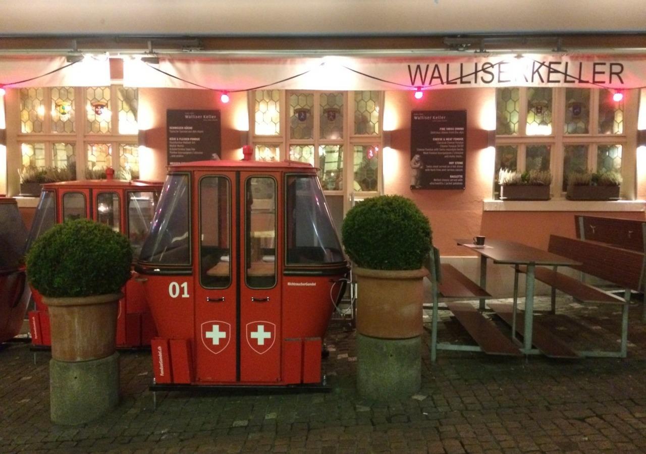 Walliser Keller Zürich
