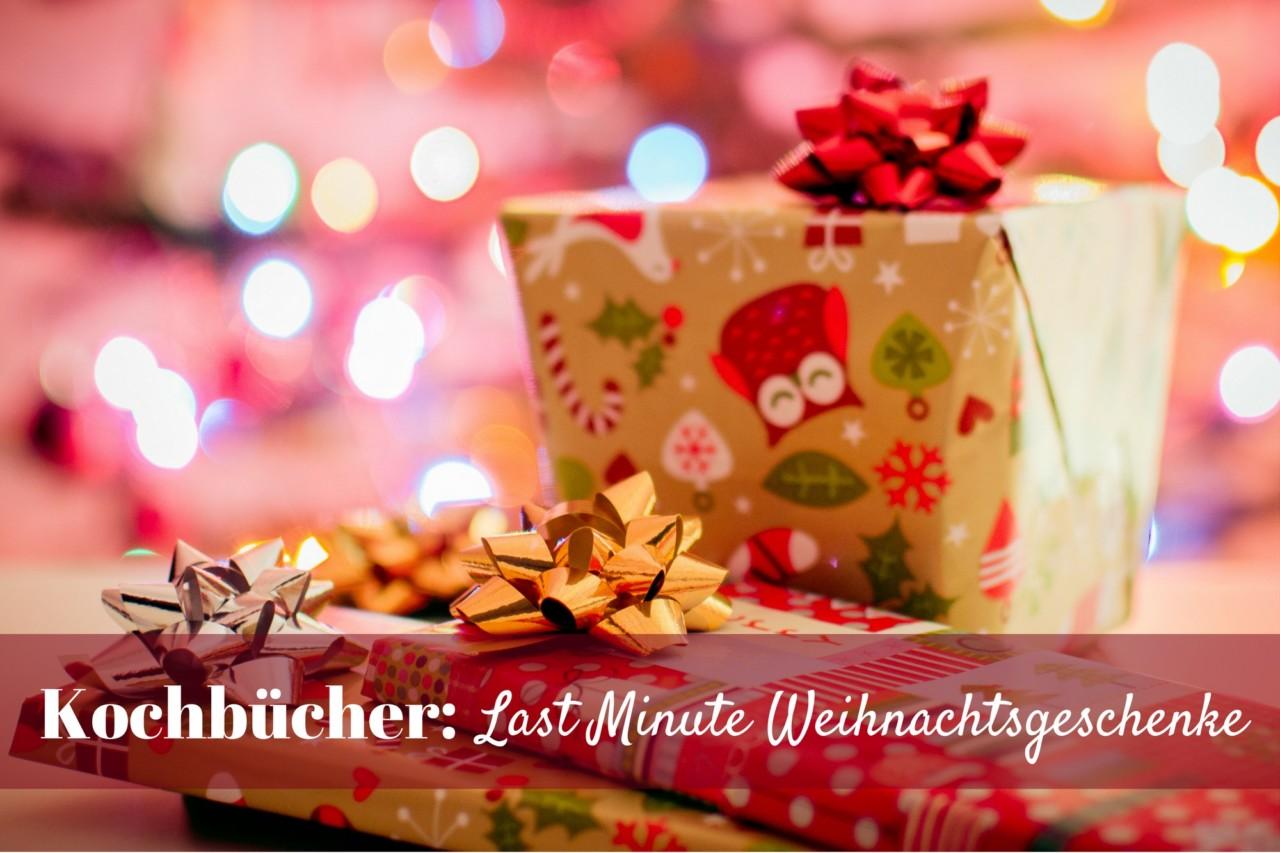 11 Kochbücher, die sich gut als Geschenk eignen | Lunchgate Insider
