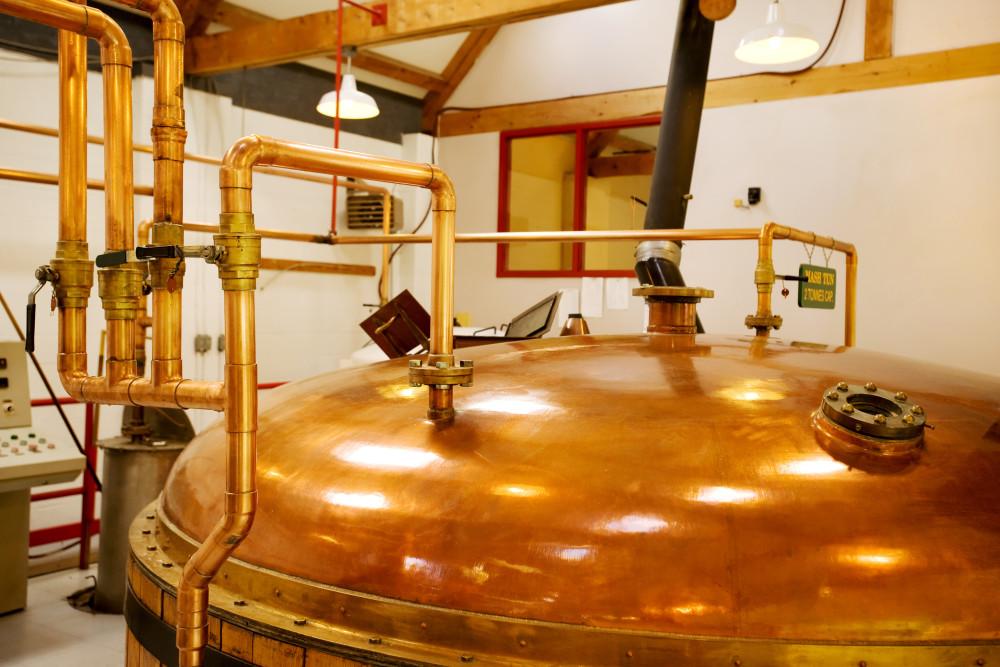Whiskey Herstellung