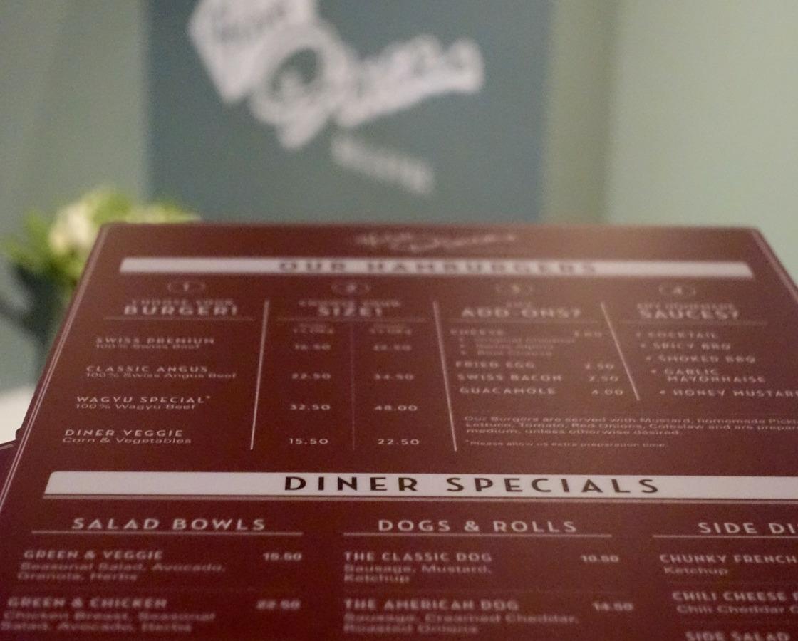 Foto Helvti Diner Bellevue Diner Specials