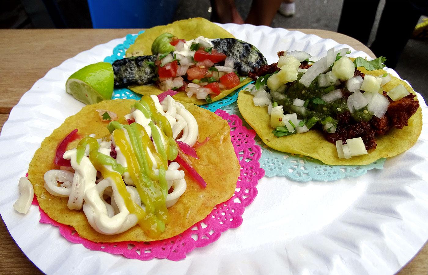 El Central: Tacos