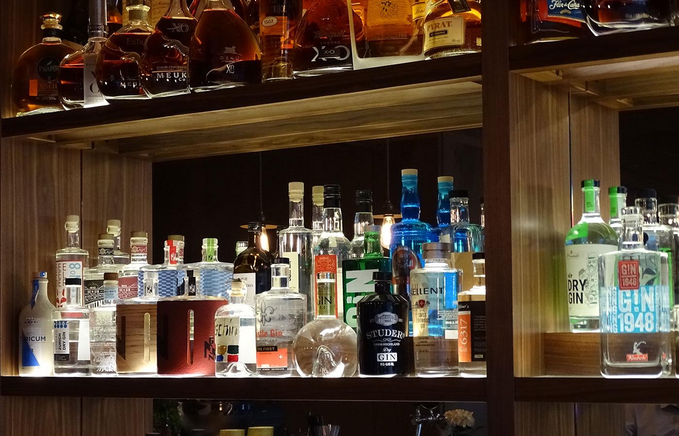 Oak Bar @ Hotel Glärnischhof