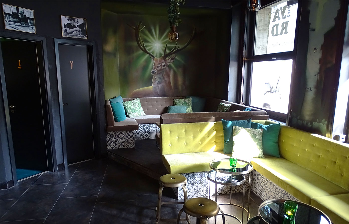 The Yard Bar & Restaurant