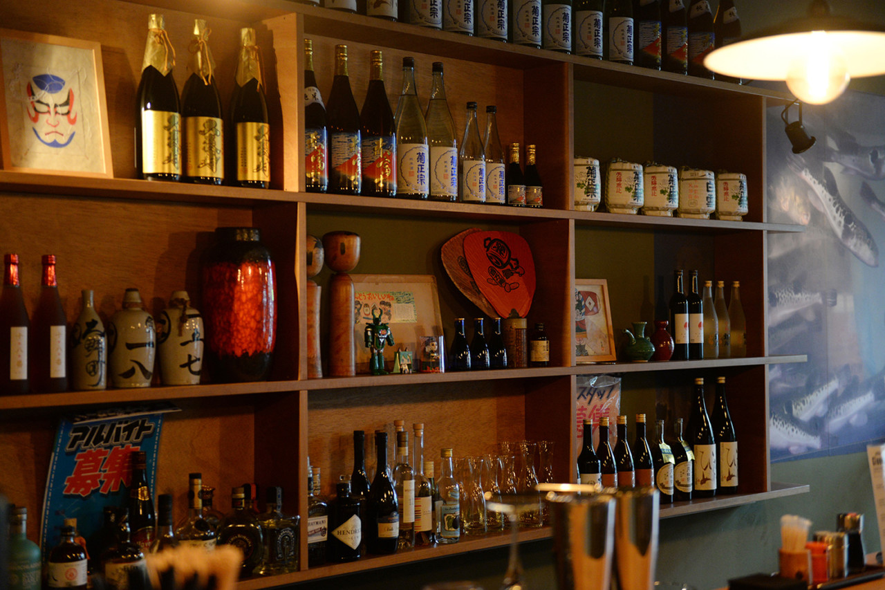 Foto Sake Bar Ginger Zürich