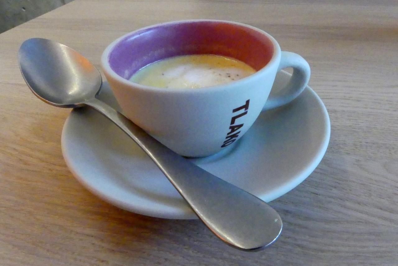 Crema de Elote im TLAKO