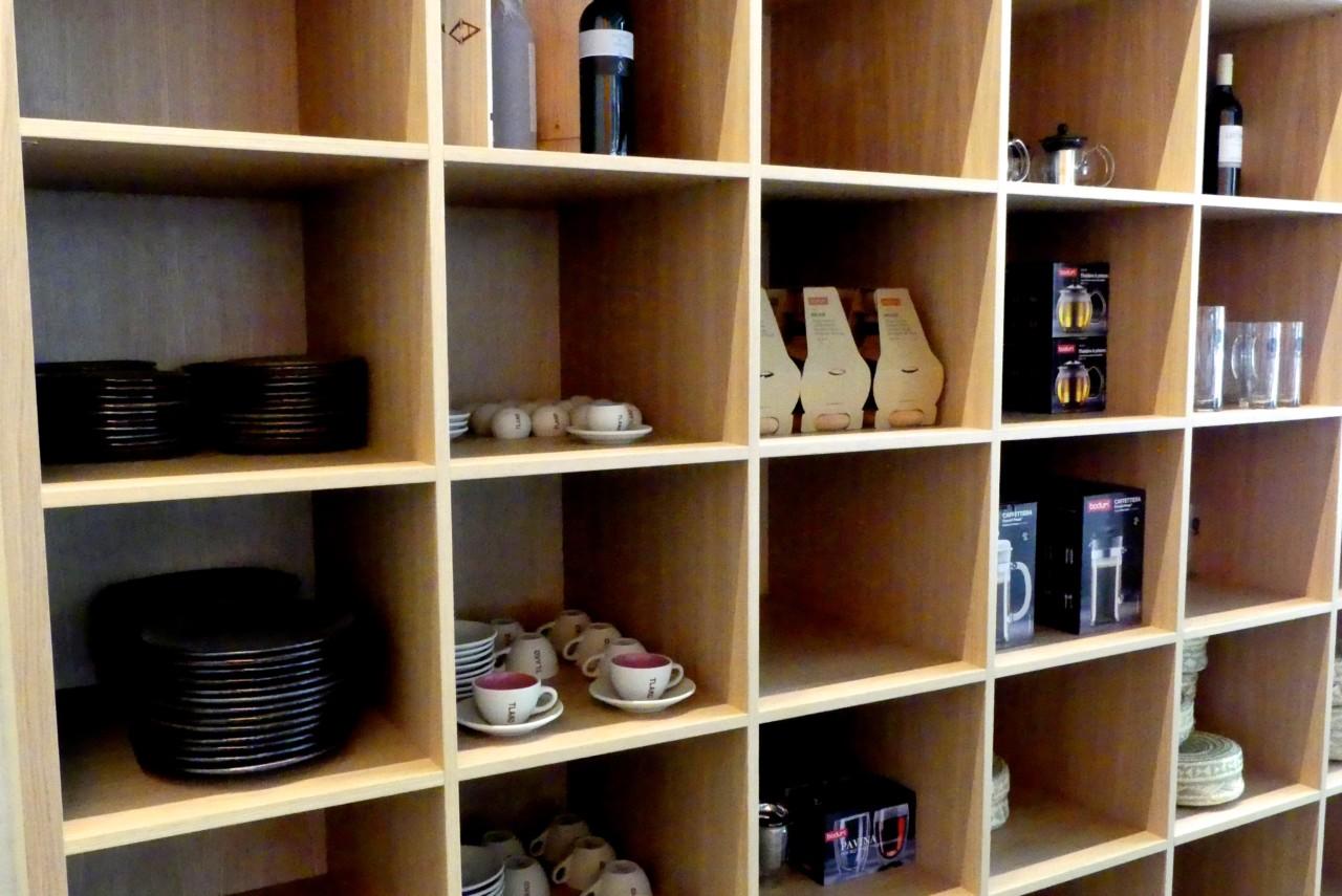 TLAKO ist Shop und Restaurant in Einem