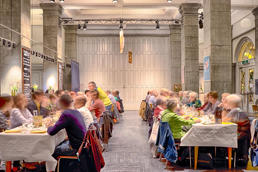 Restaurant Kulturmarkt Zürich