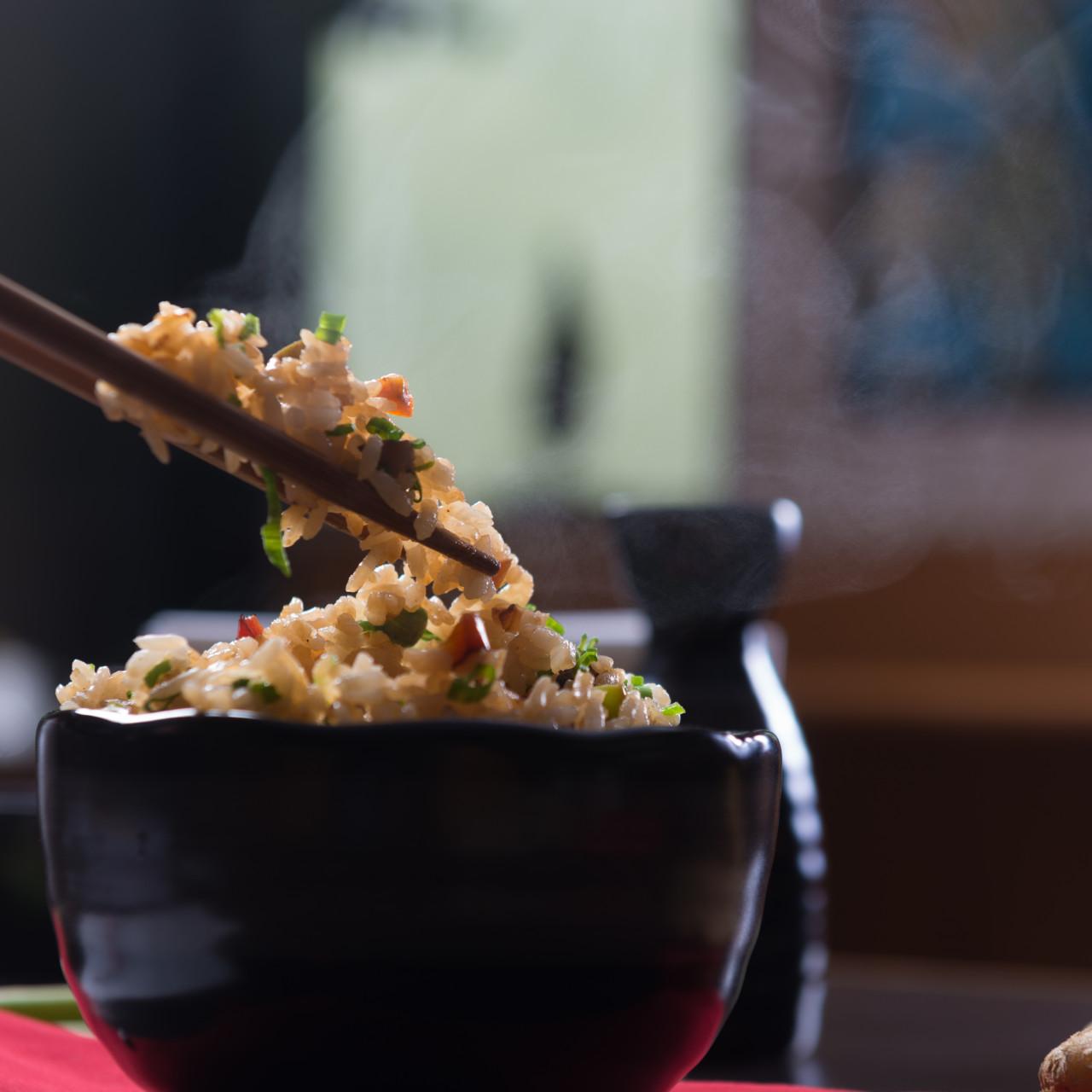 Bild Reis und Mais als glutenfreie Variante