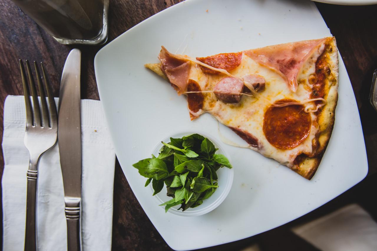 Bild Glutenfreier Pizza-Genuss