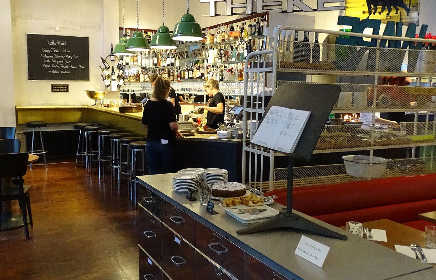 Restaurant Lotti