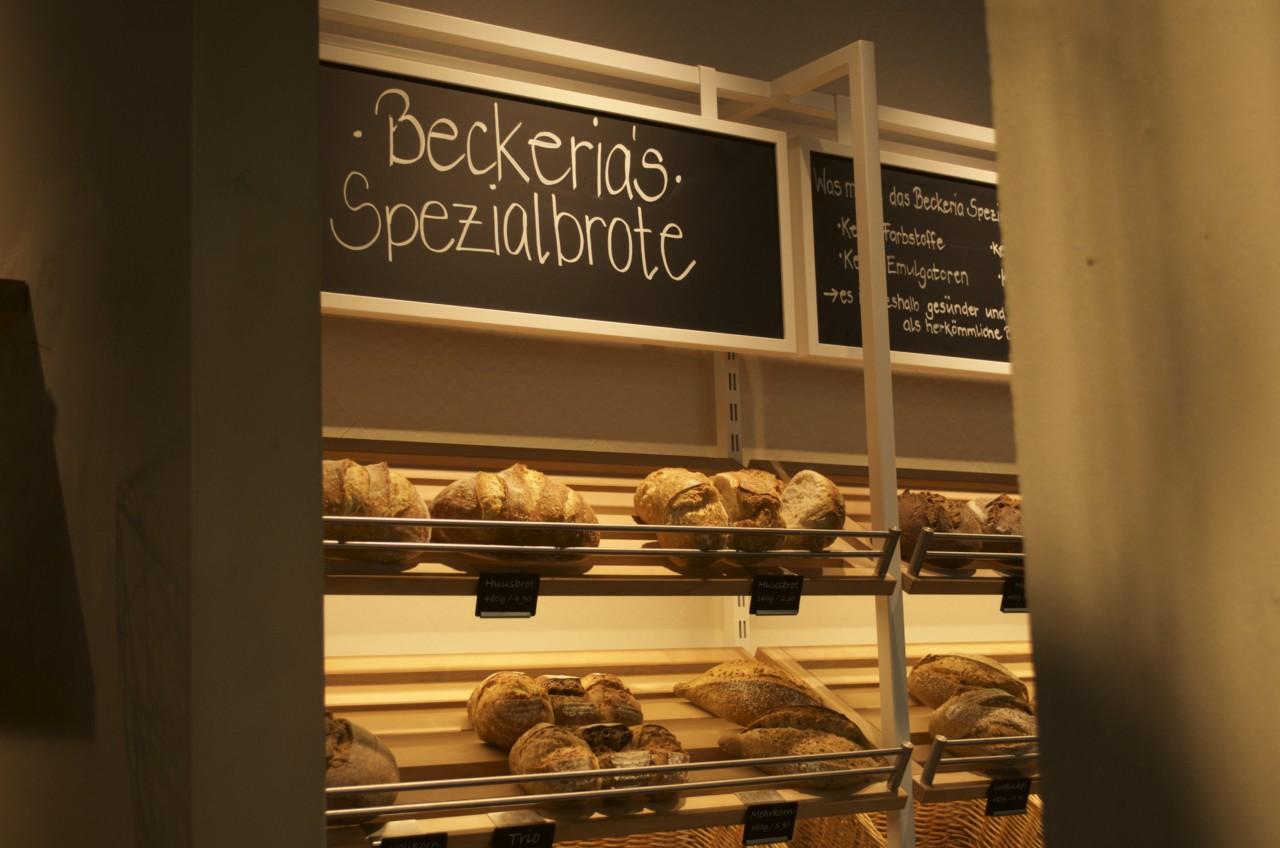 Spezialbrote der Beckeria