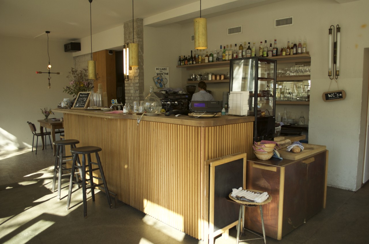 Macht Glücklich: das Café du Bonheur