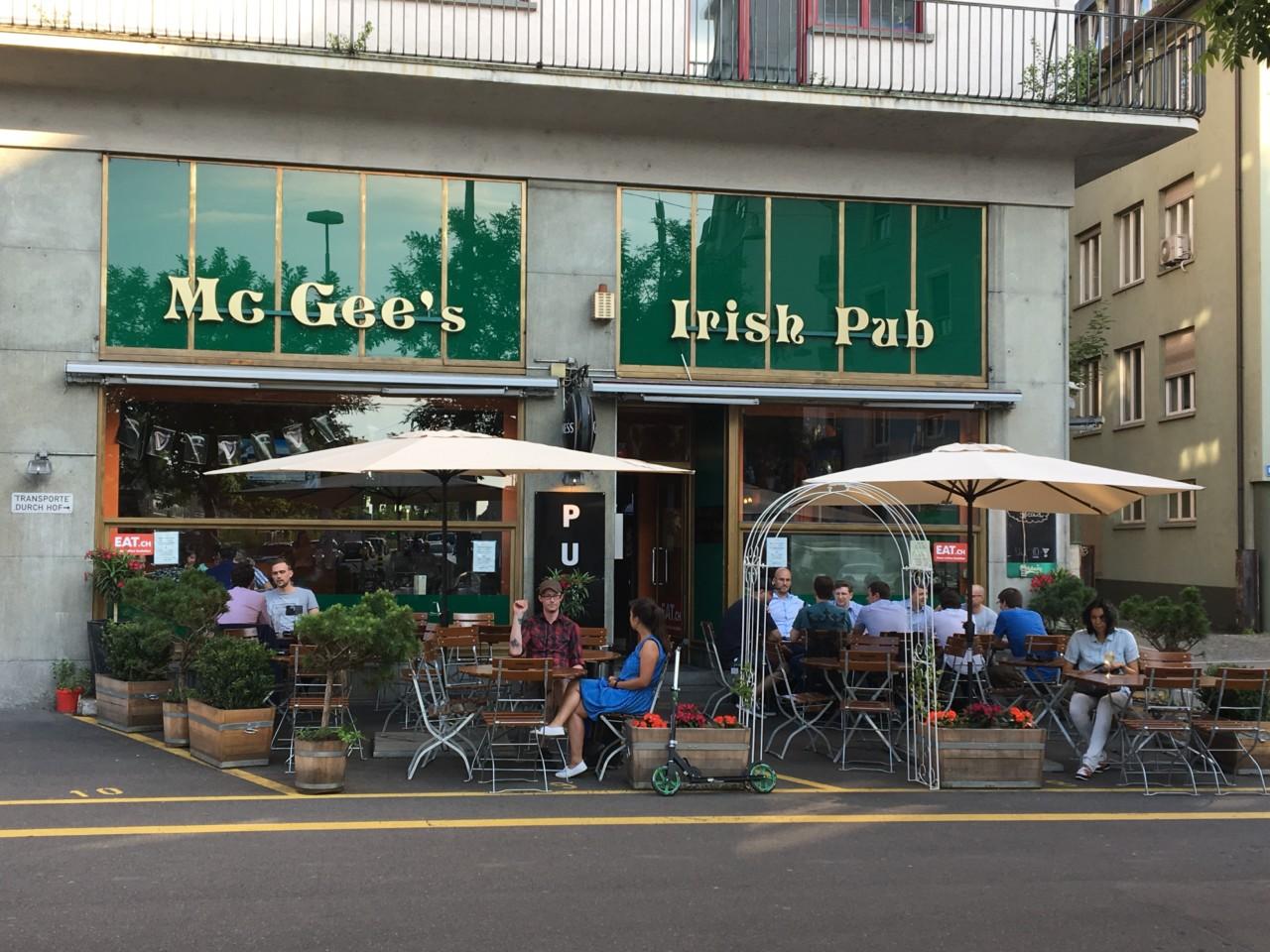 Das Irish Pub ist perfekt für alle, die an den Folgen des Rausches leiden. Foto: lunchgate/Simone