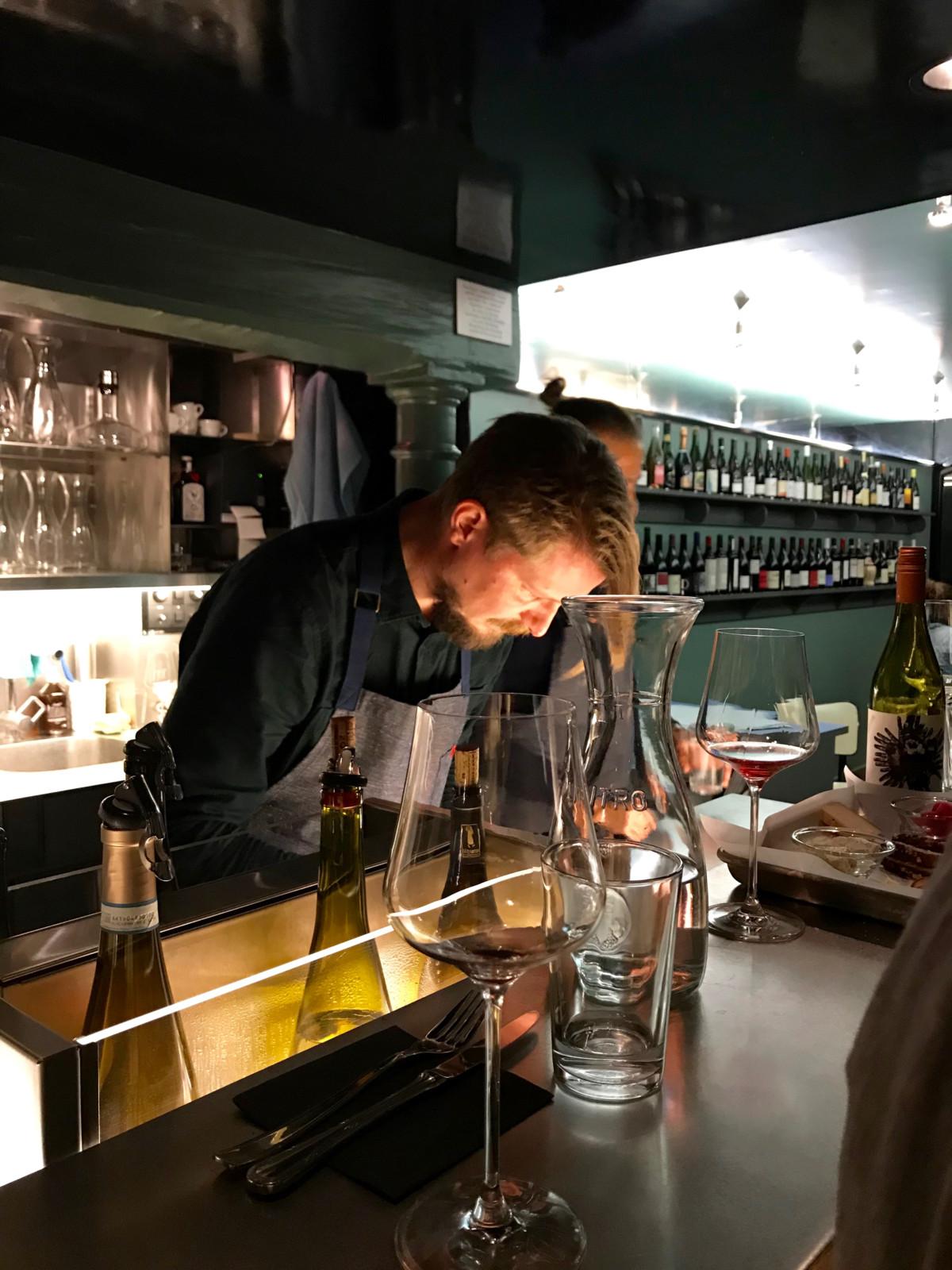 Wein-Punkt an der Stadthausstrasse. Hier wird werden Weininteressierte bestens bedient.