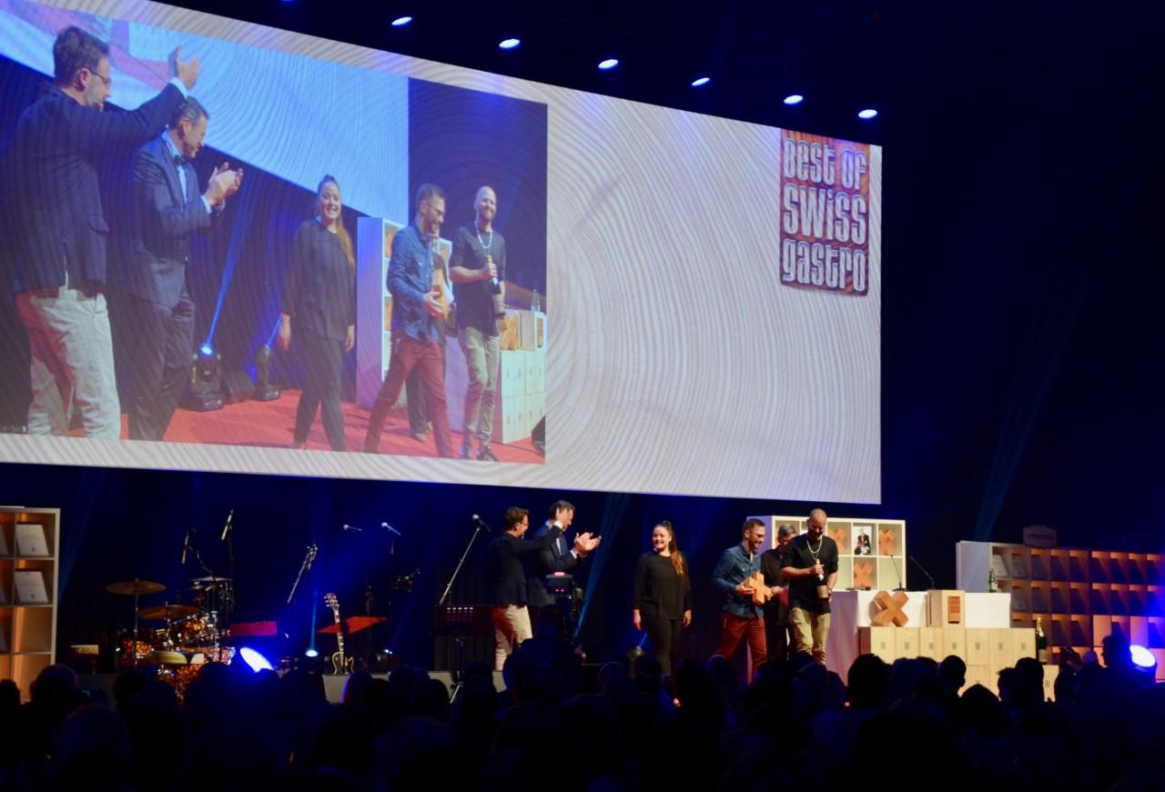 Die strahlenden Gewinner der Kategorie Classic. Foto: Lunchgate/Anna