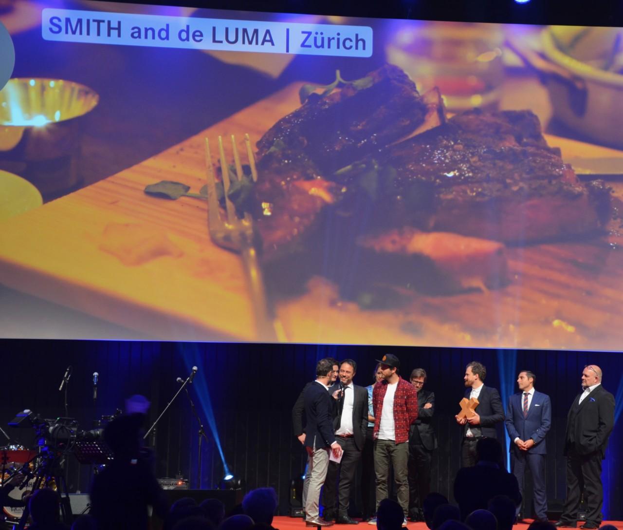 Die Trendsetter aus Zürich: Smith and de LUMA. Foto: Lunchgate/Anna