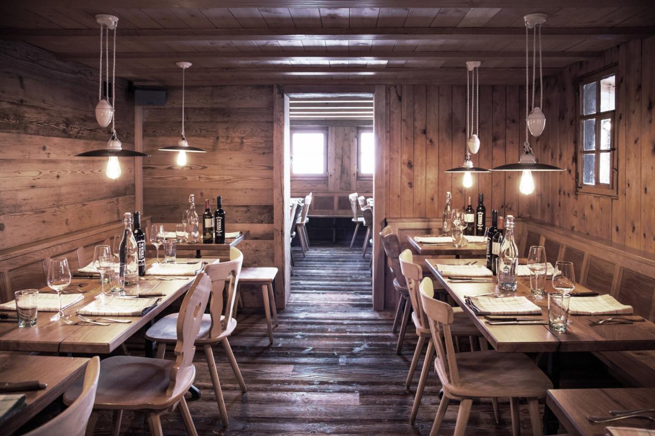 Restaurant Alpenblick in Arosa. Foto: peclard.net