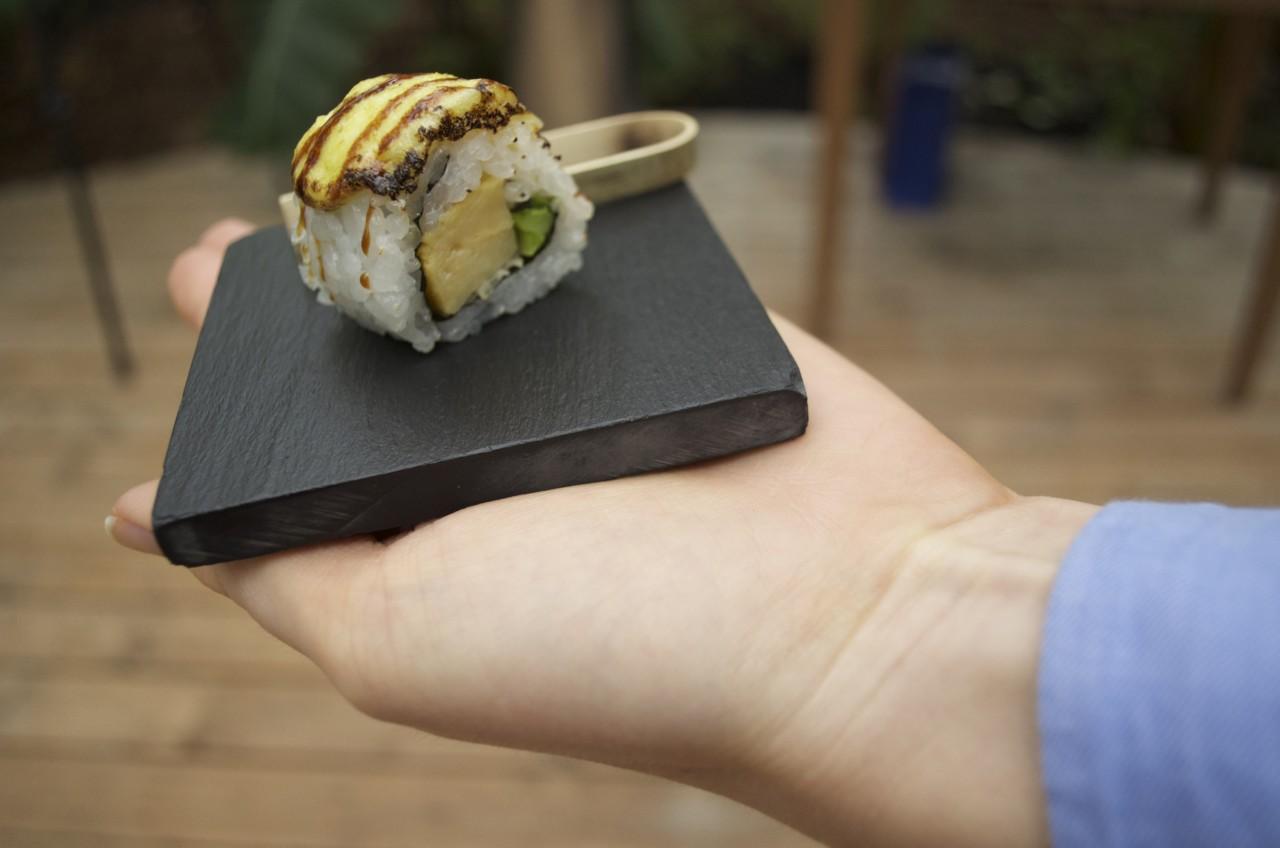 Tropenhaus Menu: Sushi