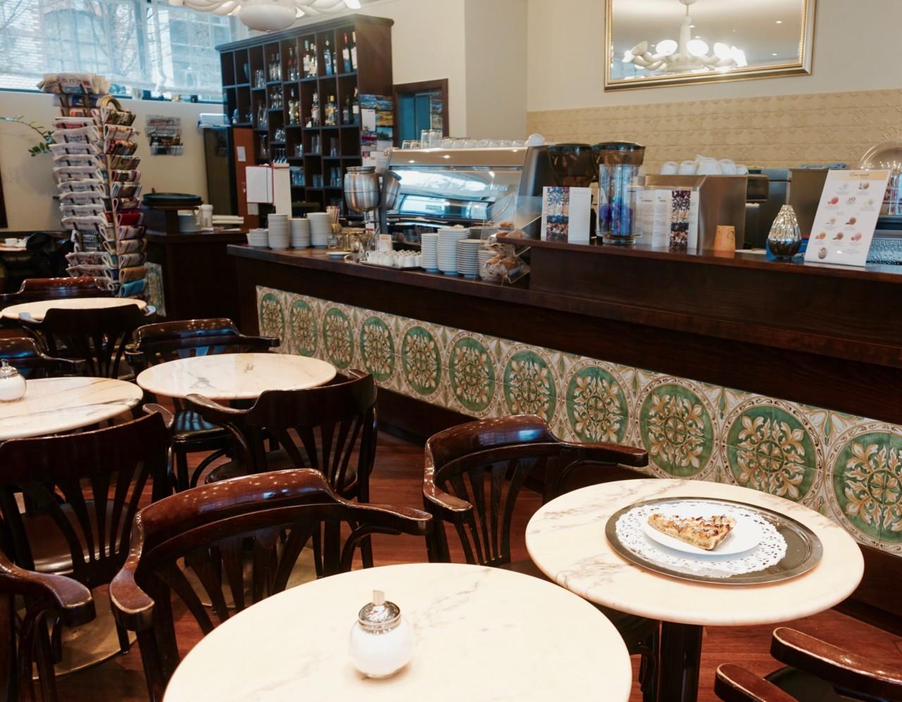 Café Restaurant Mühlebach im Seefeld: Der Quartiertreffpunkt