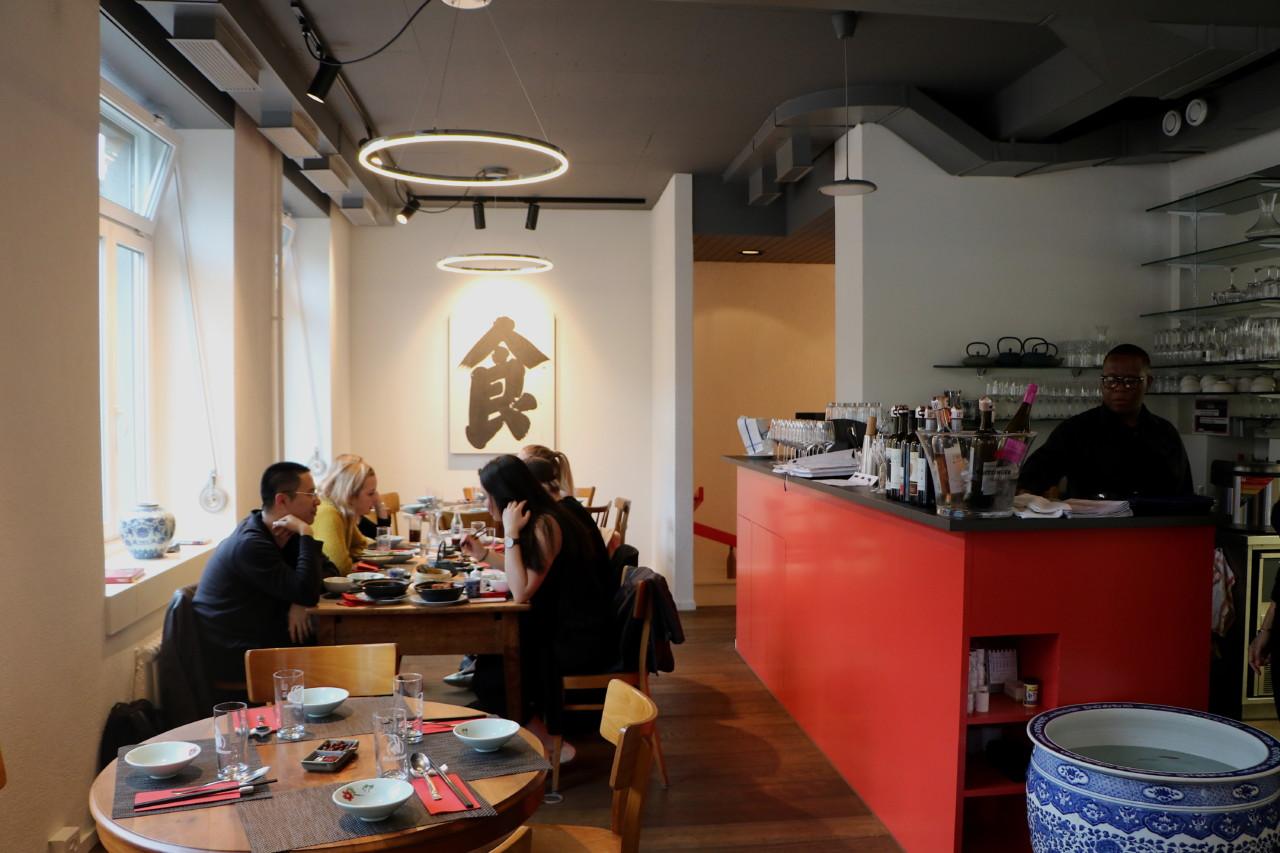 Schlicht, schön, gemütlich: Uns gefällt es hier. Foto: Lunchgate/Simone
