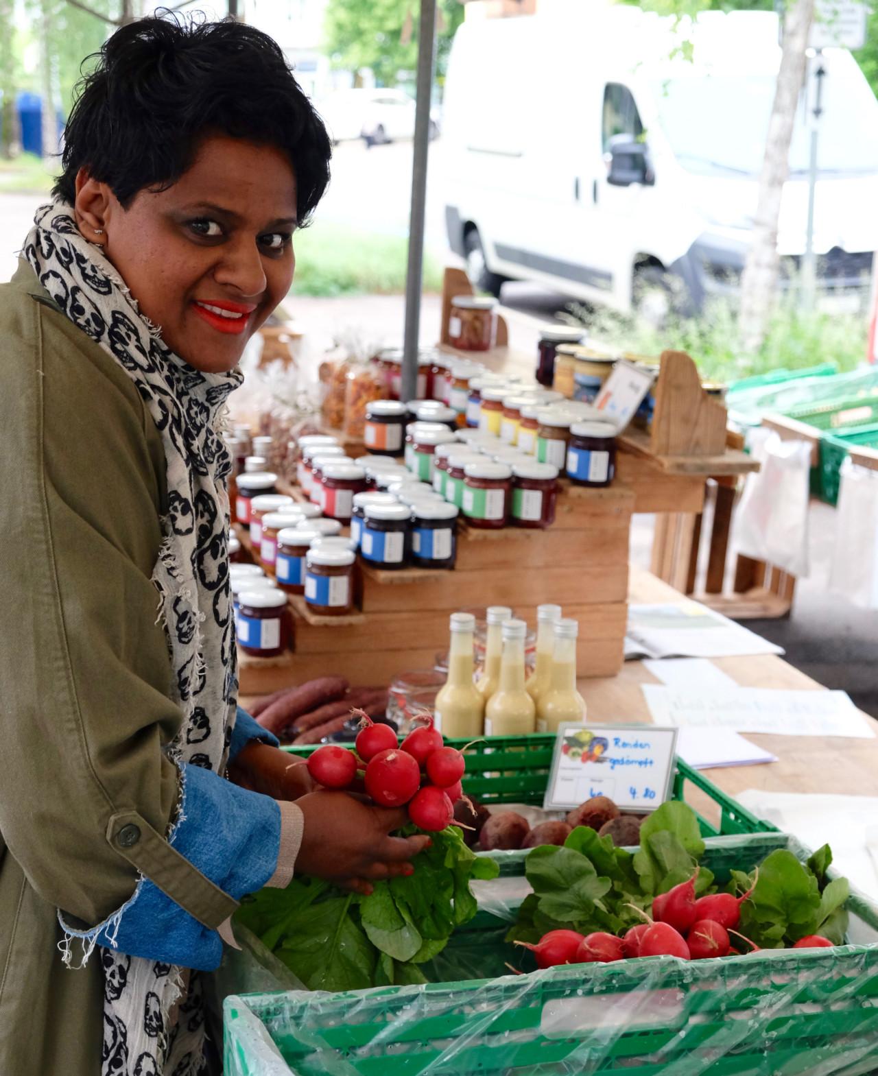 Melanie ist gerne in Zürich auf kulinarischer Entdeckungstour. Foto: Lunchgate/Anna