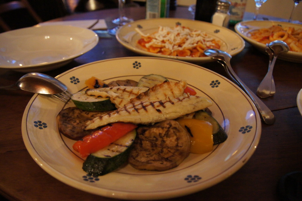 Branzino. Foto: Lunchgate/Max