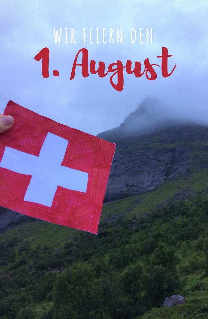 VLOG | Der Nationalfeiertag der Schweiz 1. August ...  |1 August