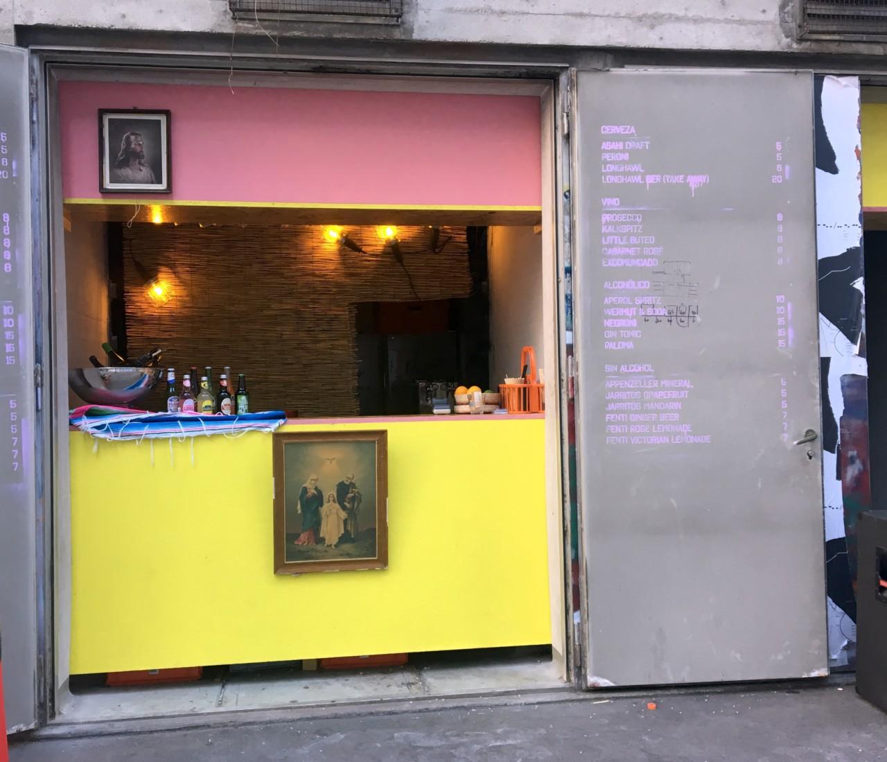 Diese Sommerbar denkt auch an alle, die Alternativen suchen: Silosilo am Dammweg. Foto: Lunchgate/Simone