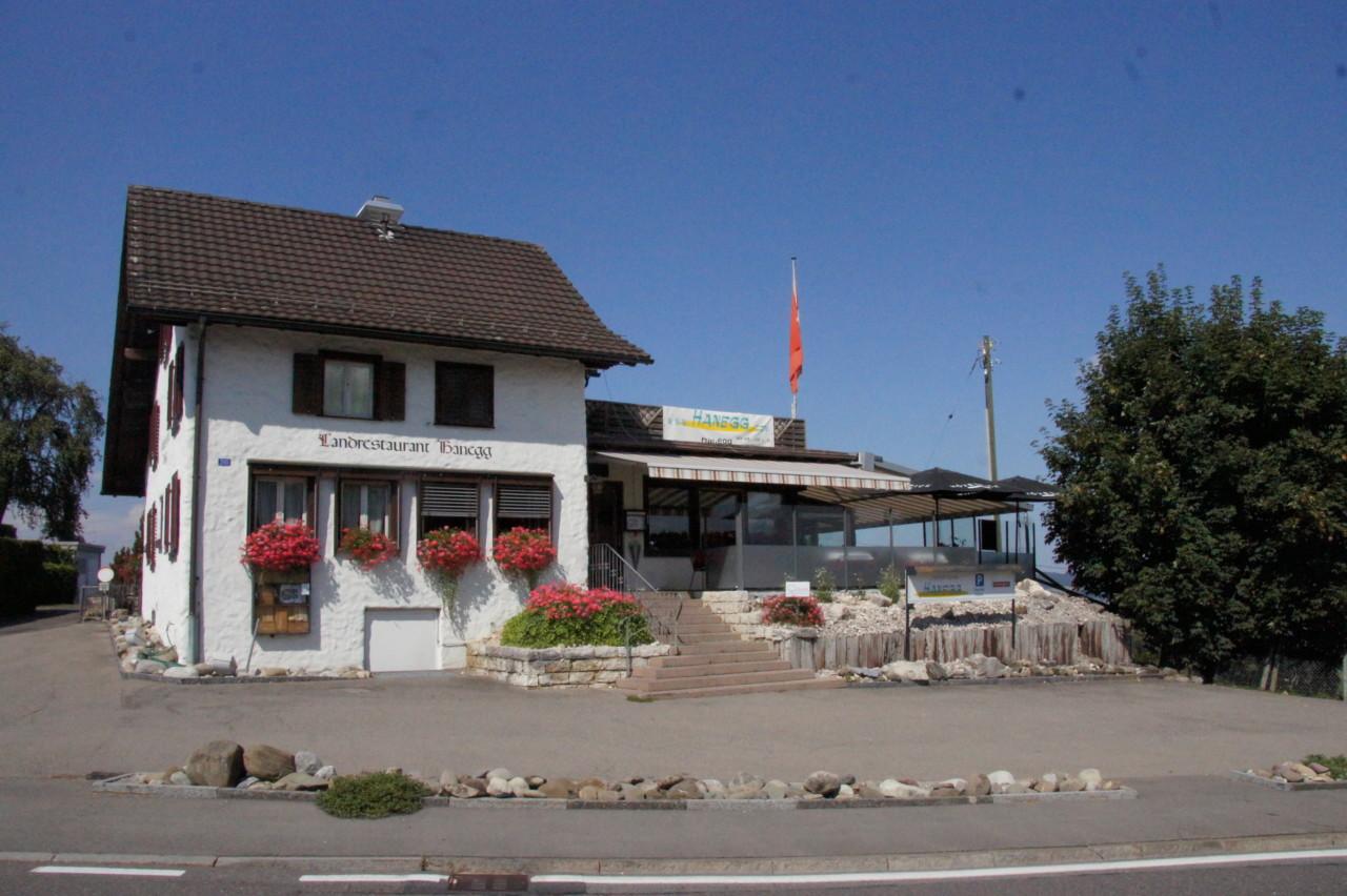 Der Gasthof über dem Zürichsee. Foto: Lunchgate/Max