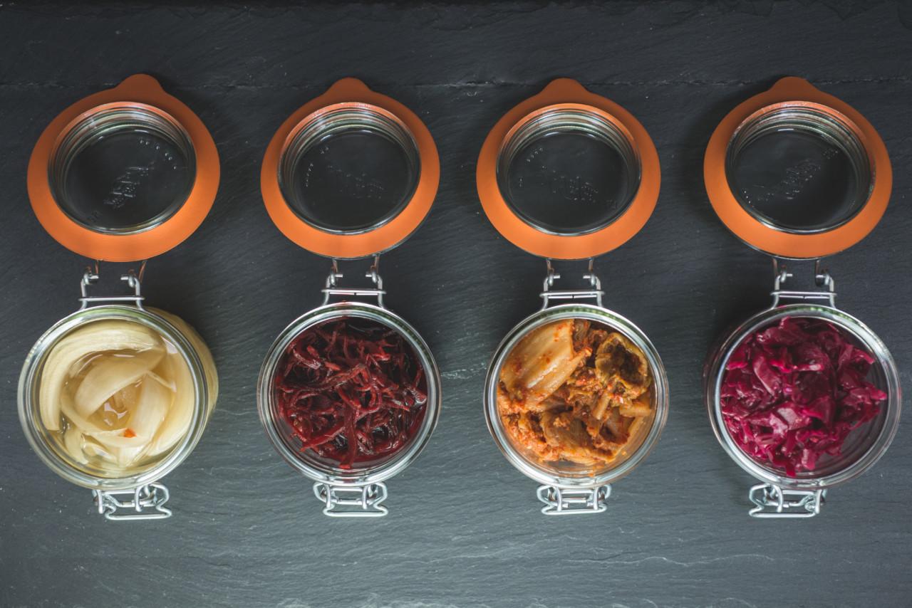 Fermentation ist in aller Munde: Fülle jetzt deine Einmachgläser!