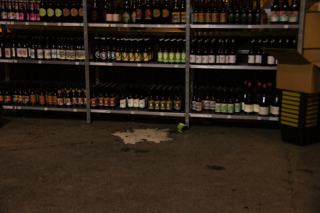 Der Intercomestibles bietet ein riesiges Angebot an Craft-Beer aus aller Welt. Foto: Lunchgate/Julien Permann
