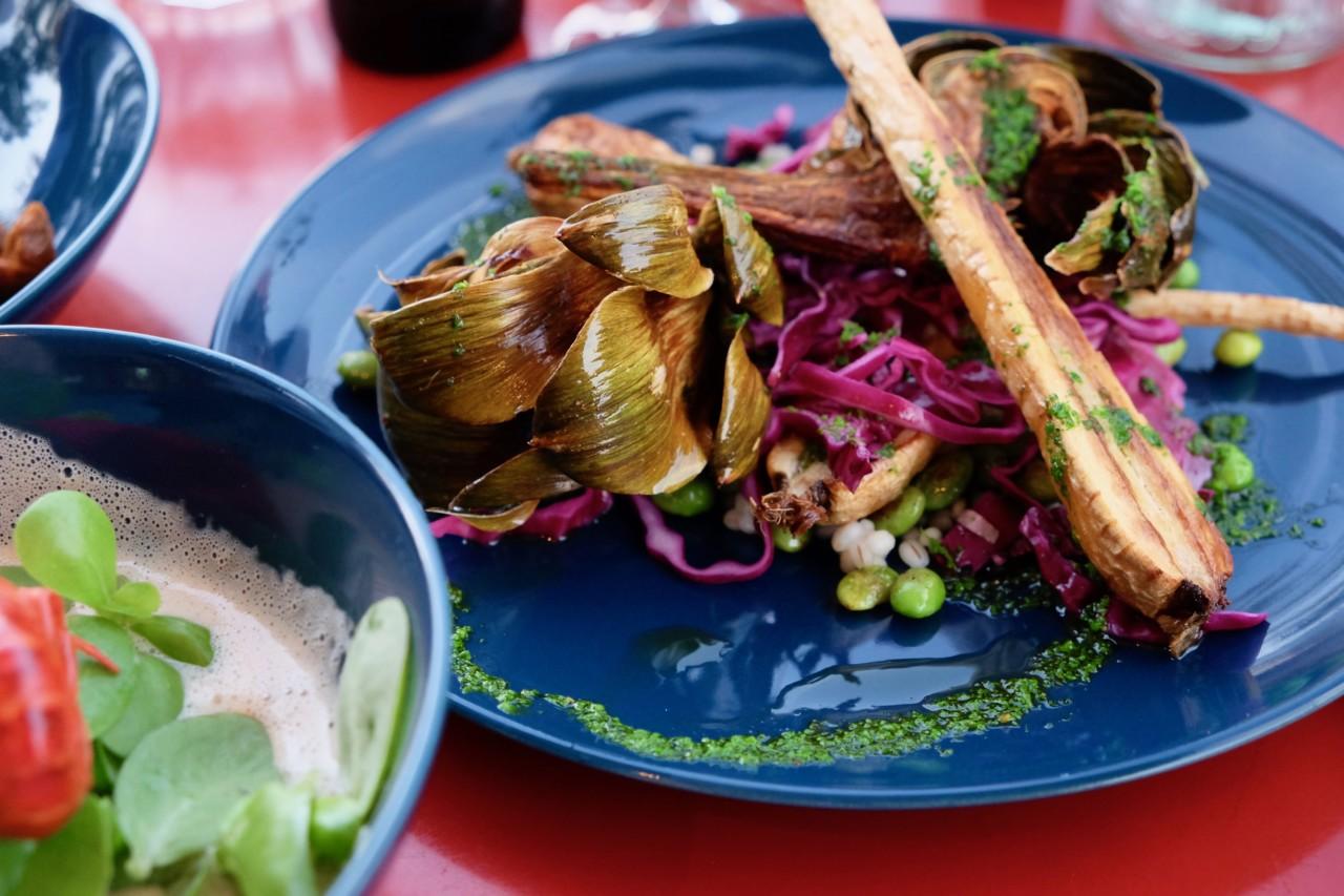 Frittierte Artischocken – ein Träumli. Foto: Anna/Lunchgate