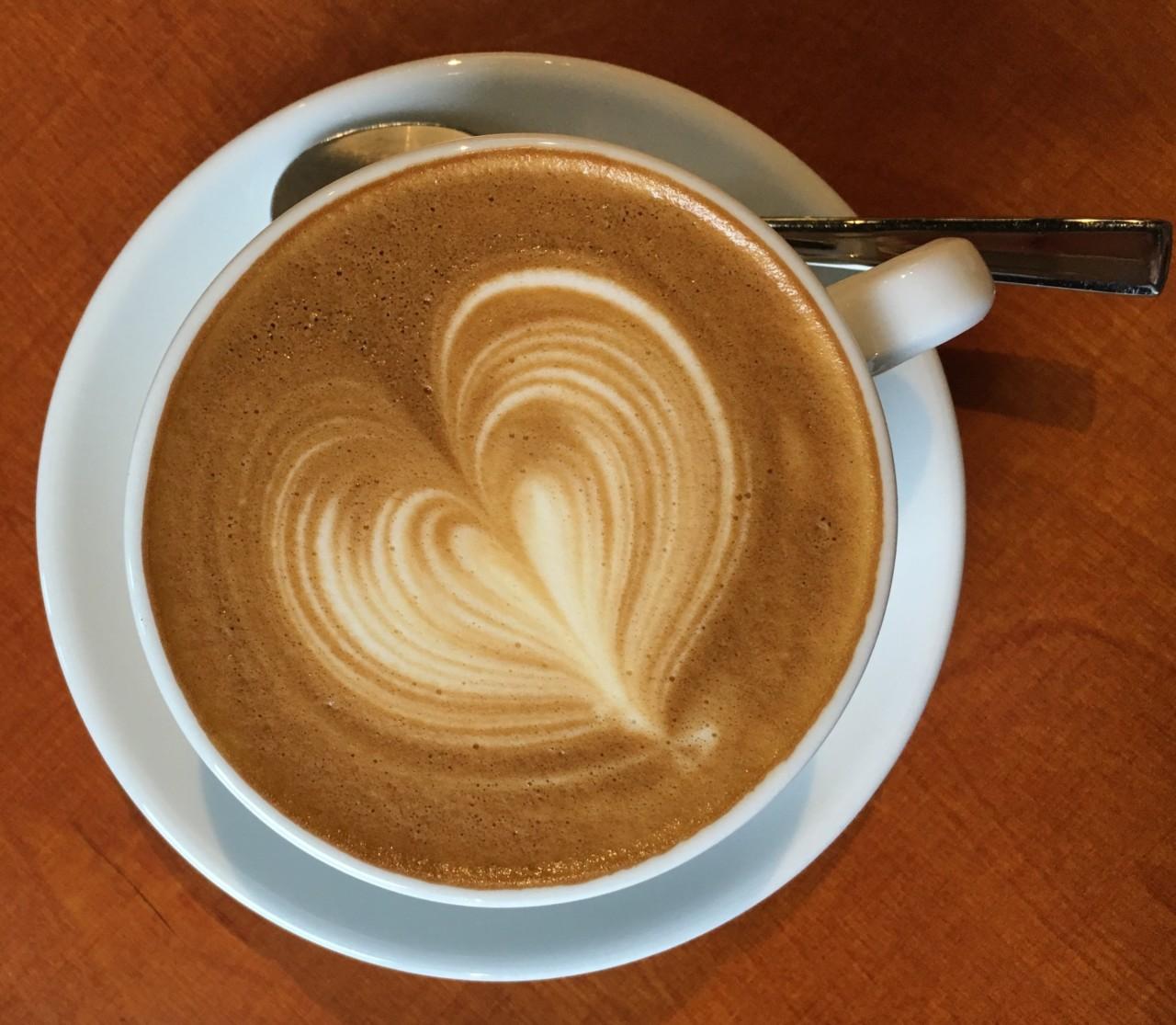 Cappuccino im KAFIZWOI