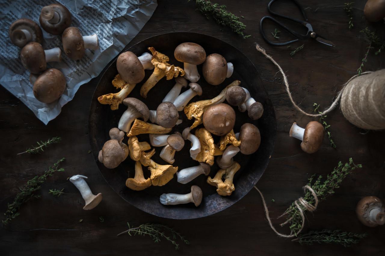 Öberall heds Pilzli draa – sang schon Peach Weber, und stimmt auch bei diesen Fajitas. Foto: LimonRimon/Naomi